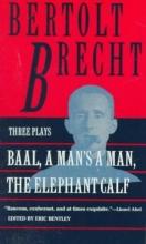 Brecht, Bertolt,   Bentley, Eric Baal