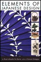 De Mente, Boye Elements of Japanese Design