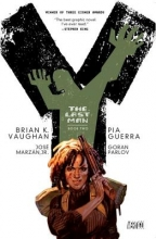 Guerra, Pia Y: The Last Man  Book Two TP