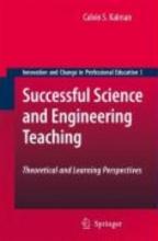 Kalman, Calvin S. Successful Science and Engineering Teaching