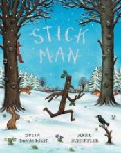 Donaldson, Julia Stick Man Board Book
