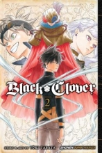 Tabata, Yuki Black Clover 2