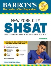 Zimmerman M. a., Lawrence Barron`s Shsat, 5th Edition