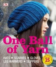 DK Publishing One Ball of Yarn