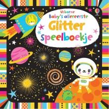 , Baby`s allereerste Glitter speelboekje