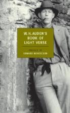 Auden, W. H. W. H. Auden`s Book of Light Verse
