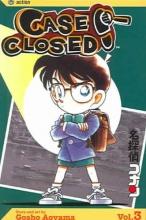 Aoyama, Gosho Case Closed, Volume 3