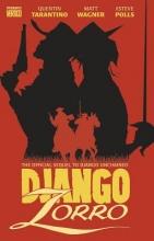 Wagner, Matt,   Tarantino, Quentin Django Zorro
