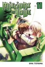 Toyama, Ema Missions of Love 11