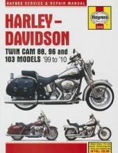 Haynes Publishing Harley-Davidson Twin Cam 88, 96 & 103 Models