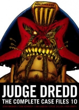 Judge Dredd the Complete Case Files 10