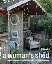 Heriz, Gill Woman`s Shed