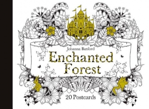 Basford, Johanna Enchanted Forest Postcards