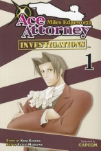 Kuroda, Kenji Miles Edgeworth: Ace Attorney Investigations 1