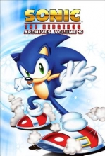 Flynn, Ian Sonic the Hedgehog Archives 19