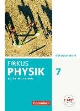 Christl, Monika,   Diehl, Bardo,   Fösel, Angela,   Sach, Michael Fokus Physik 7. Jahrgangsstufe - Gymnasium Bayern - Schülerbuch