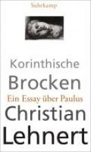 Lehnert, Christian Korinthische Brocken