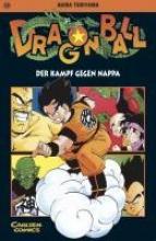 Toriyama, Akira Dragon Ball 19. Der Kampf gegen Nappa