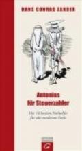 Zander, Hans Conrad Antonius für Steuerzahler