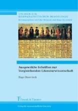 Dyserinck, Hugo Ausgewählte Schriften zur Vergleichenden Literaturwissenschaft
