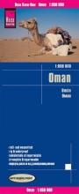 Peter Rump, Reise Know-How Landkarte Oman 1:850.000