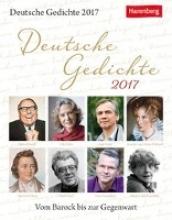 Deutsche Gedichte 2017