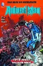 Lemire, Jeff Animal Man 03: Tote Welt: Das rote Reich