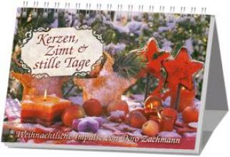 Zachmann, Doro Kerzen, Zimt und stille Tage