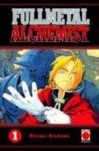Arakawa, Hiromu Fullmetal Alchemist 01