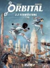 Runberg, Sylvain Orbital 03. Verwstung