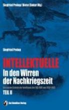 Prokop, Siegfried Intellektuelle in den Wirren der Nachkriegszeit