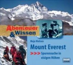 Nielsen, Maja Abenteuer & Wissen. Mount Everest. CD