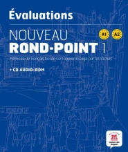 Nouveau Rond-Point 1 - Les évaluations + CD