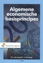 C.J. Lange D.J. de Jong, Algemene economische basisprincipes