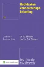 F.J. Elsweier , Hoofdzaken vennootschapsbelasting