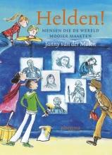 Janny van der Molen Helden!