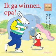 Arend van Dam Ik ga winnen, opa!