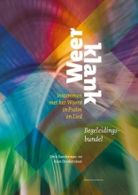 Rien Donkersloot Dick Sanderman, Weerklank orgel (piano) begeleidingsbundel