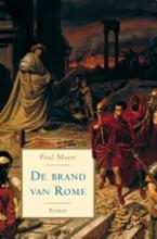 Paul  Maier De brand van Rome