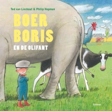 Ted van Lieshout , Boer Boris en de olifant