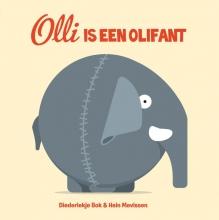 Diederiekje  Bok, Hein  Mevissen Olli is een olifant