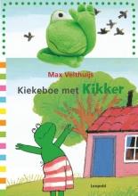 Max Velthuijs , Kiekeboe met Kikker