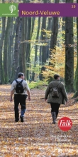 , Falk Staatsbosbeheer wandelkaart 19 Noord-Veluwe