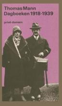 Thomas  Mann Dagboeken 1918-1921 en 1933-1939 (POD)