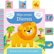 , Mijn eerste dieren - knisperboekje - mini me