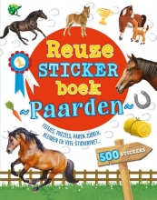 Claire Sipi , Reuzestickerboek Paarden