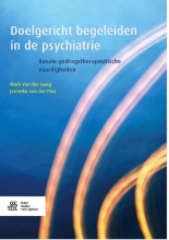 Jenneke van der Plas Mark van der Gaag, Doelgericht begeleiden in de psychiatrie