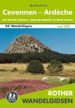 Bettina Forst , Rother wandelgids Cevennen-Ardèche