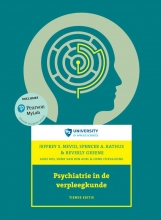 Beverly Greene Jeffrey S. Nevid  Spencer A. Rathus, Psychiatrie in de verpleegkunde