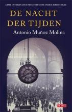 Molina, Antonio Munoz  De nacht der tijden